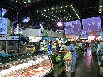 Central Market (Lancaster) - Image: Central Market, Lancaster, PA IMG 7736