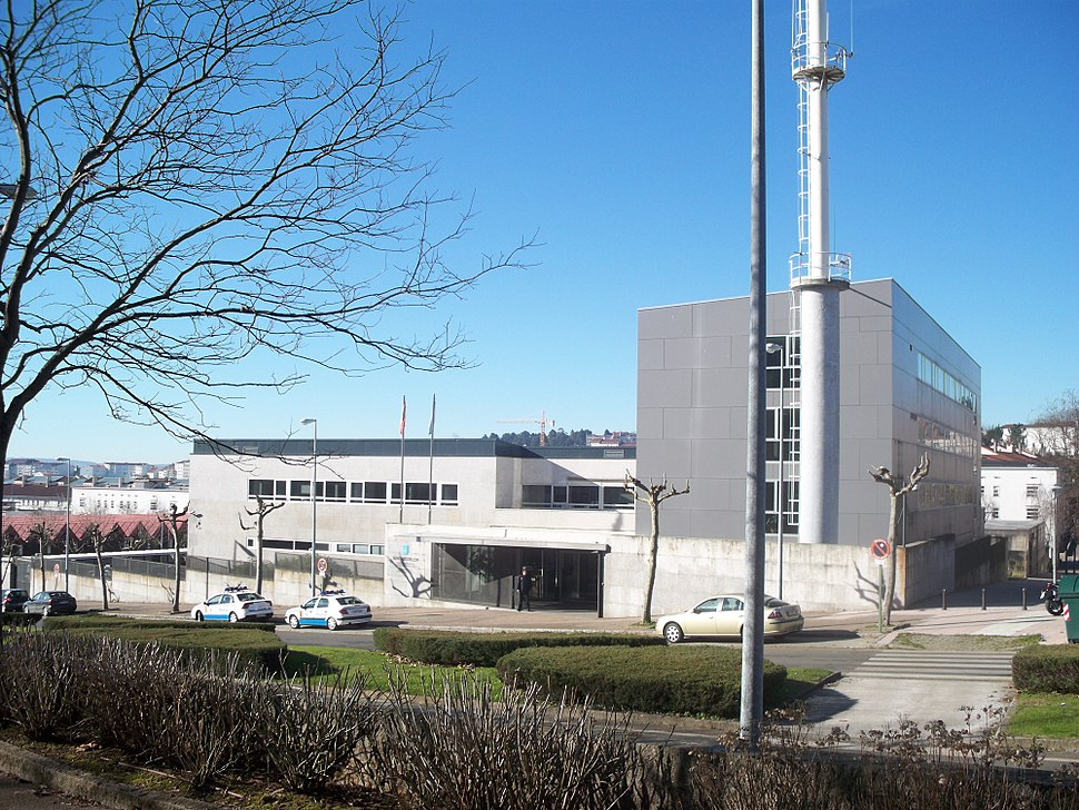 Central Policía Autonómica Galicia