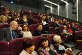 Centrum Dialogu im Marka Edelmana uczestnicy Dnia Sprawiedliwych 2016 MZW 06742.jpg