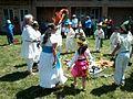 Ceremonia azteca de bienvenida a la primavera en Ayahualulco, Veracruz, México. 15.jpg