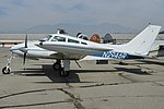 Cessna 310G 'N2946R' (26177656050).jpg
