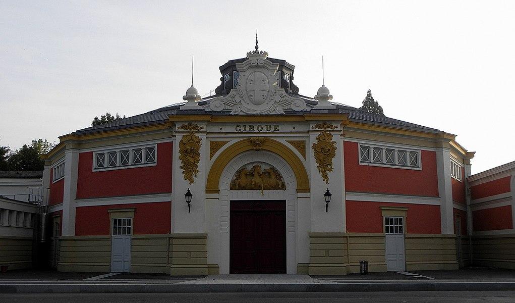 Cirque de Châlons-en-Champagne (51).
