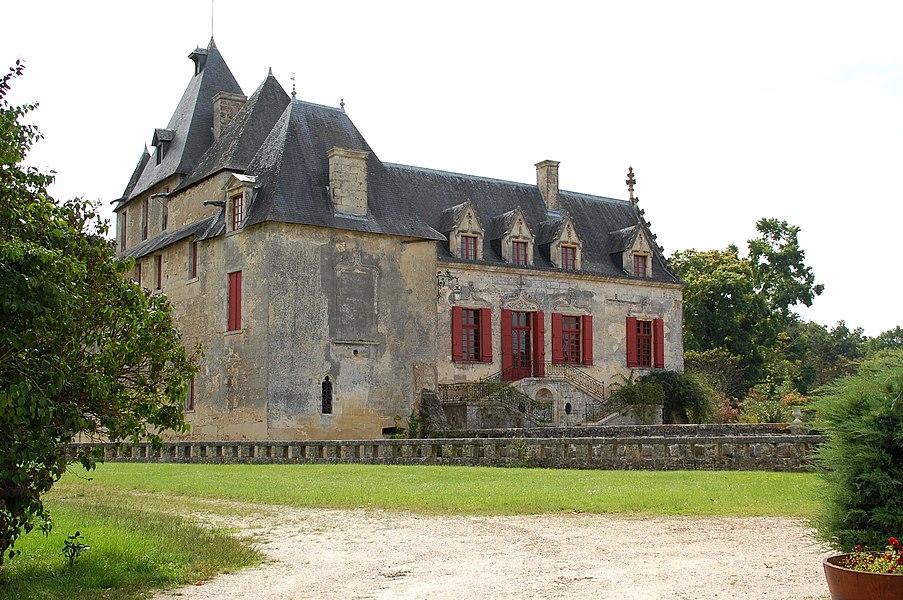 Château d'Olivier (Inscrit)