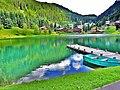 Châtel. Lac de Vonnes. (2). 2015-06-20.JPG
