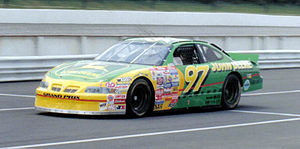 Chad Little - Little's 1997 Winston Cup car