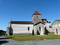 Chalais (Dordogne) église.JPG