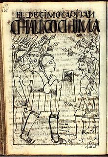 Chalcuchimac Inca warrior