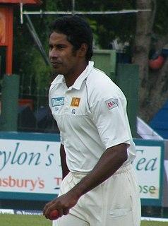 Chaminda Vaas Sri Lankan cricketer