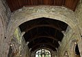 Chancel arch and roof, St Andrew's Church, Bebington.jpg