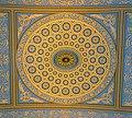 Chapel ceiling rosette, Greenwich Hospital, London.jpg
