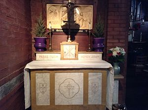 St. Mary's Episcopal Church (Kansas City, Missouri) - Chapel of the Annunciation