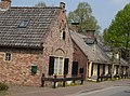 Characteristic old Dutch houses at the center of Eemnes makes biking enjoyable - panoramio.jpg