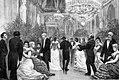 Charity ball at Jabłonowski Palace, Warsaw 1883.jpg
