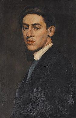 Charles demuth  self portrait, 1907