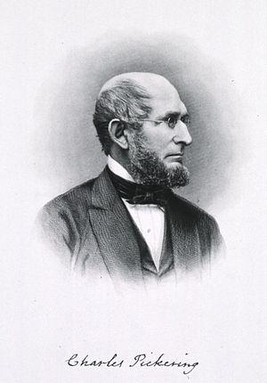 Charles Pickering (naturalist) - Image: Charles Pickering