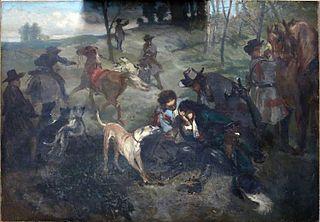 Anno 1692: The Death of General Hans Willem van Aylva