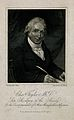 Charles Taylor. Line engraving by C. Warren after T. Uwins. Wellcome V0005741.jpg