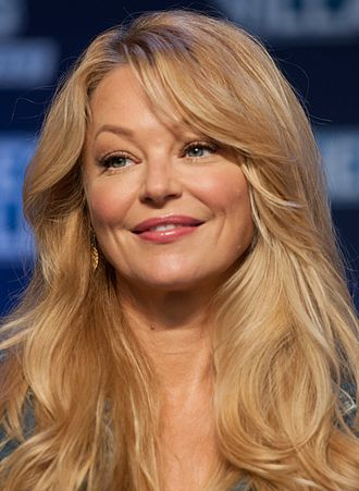 Charlotte Ross - Ross at the Heroes and Villains convention in August 2016