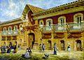 Charton, Ernest - La Casa Colorada -ost 45x62,5 PinUnConce f2.jpg