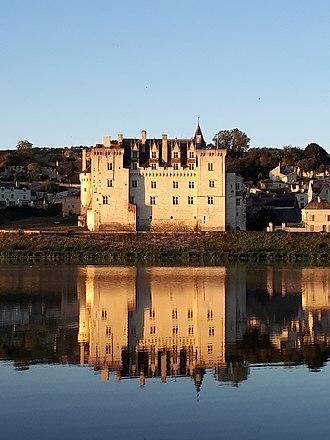 Château de Montsoreau - Image: Chateau de Montsoreau Museum of contemporary art Loire Valley France