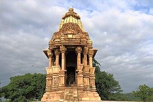 Chaturbhuj Temple (Khajuraho) - Chaturbhuj temple at Khajuraho