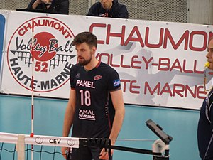 Chaumont Volley-Ball 52 vs Fakel Novy Urengoy, Challenge Cup, 12 avril 2017 - 57.jpg