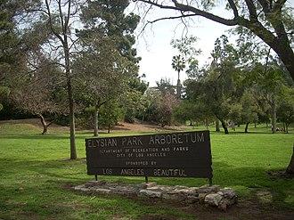Chavez Ravine Arboretum - Chavez Ravine Arboretum