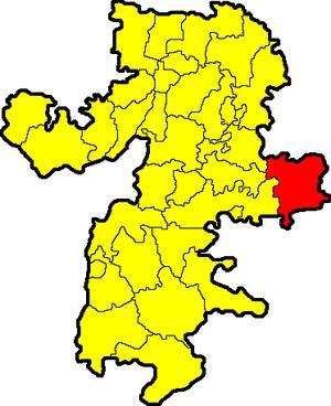 Oktyabrsky District, Chelyabinsk Oblast - Image: Chelyabinskaya oblast Oktyabrsky rayon