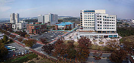 Electrical Engineering Building of Cheonan campus