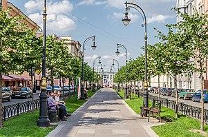 Проспект Чернышевского