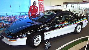 1993 Indianapolis 500 - 1993 Chevrolet Camaro pace car.