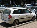 Chevrolet Zafira 1.8 Essentia 2008 (15995933804).jpg