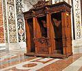 ChiesaGesu Confessional.JPG