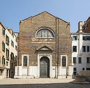 Matteo Lucchesi - Church San Zaninovo