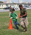 Children play Marine during Junior Warrior Day 140404-M-SD875-007.jpg