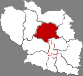 Xiangyuan County County in Shanxi, Peoples Republic of China