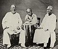 Chinesischer Photograph um 1861 - Alte Herren aus Kanton in Sommerkleidung (Zeno Fotografie).jpg