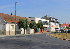 Chotěšov, intersection.jpg
