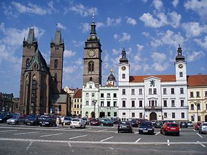 Roman Catholic Diocese of Hradec Králové - Cathedral of the Holy Spirit