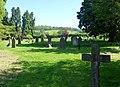 Christ Church, Cranleigh Road, Shamley Green (May 2014) (Graveyard).JPG