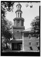 Christ Church (Episcopal), Columbus and Cameron Streets, Alexandria, Independent City, VA HABS VA,7-ALEX,2-15.tif