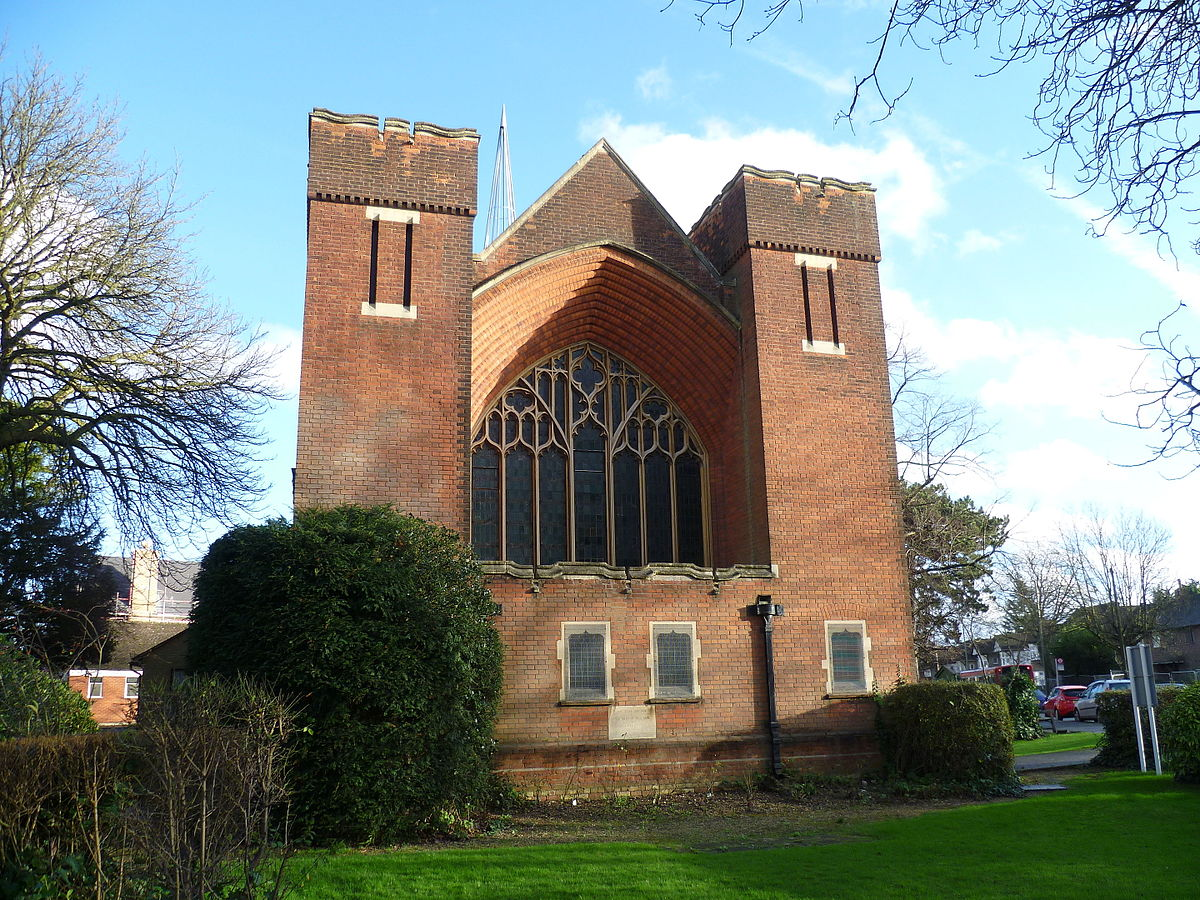 Christ church at whetstone wikipedia - Trinity gardens church of christ ...