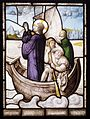 Christ Stilling the Tempest (one of a set of 12 scenes from The Life of Christ) MET ES5201.jpg