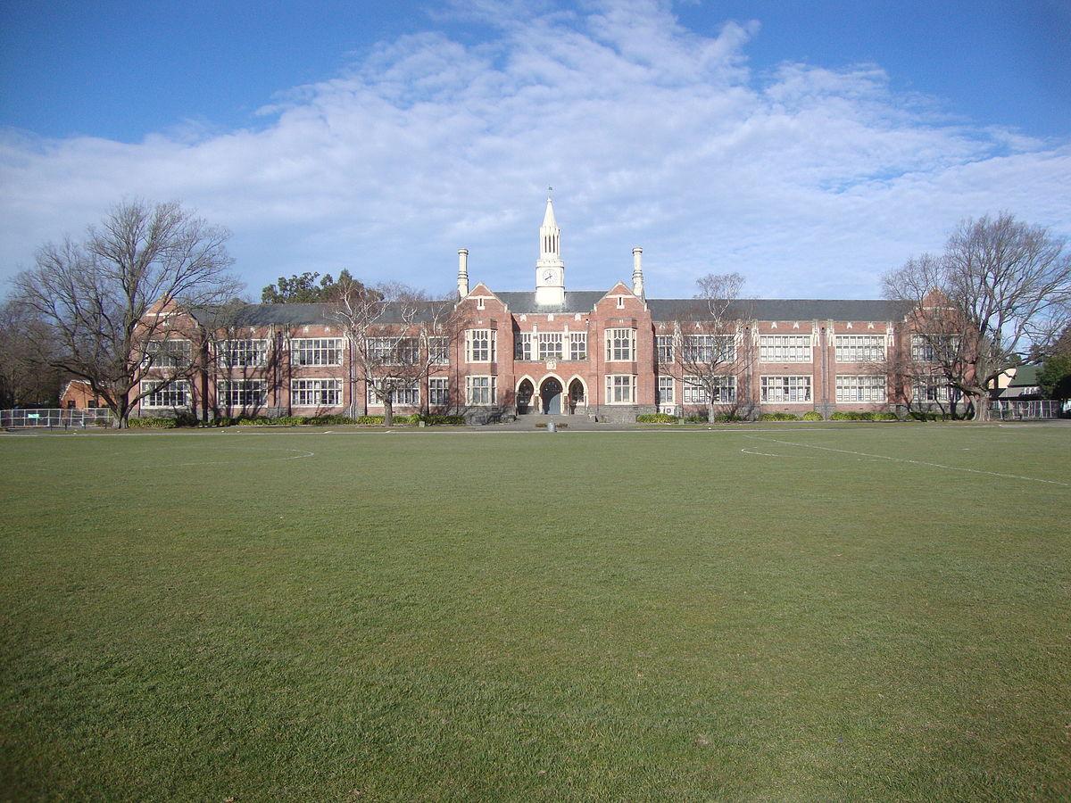 Christchurch Wikipedia: List Of Schools In Christchurch