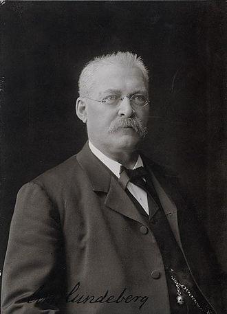Christian Lundeberg - Image: Christian Lundeberg