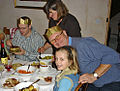 Christmas Day lunch in a Somerset Farmhouse.jpg