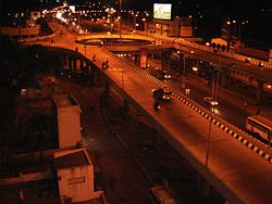 Chromepet Flyover on GST road