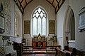 Church of St Andrew's, Boreham, Essex - chancel and east window.jpg