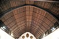 Church of St Andrew, Nuthurst, West Sussex - nave barrel ceiling.jpg