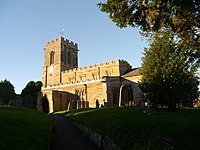 Church of St Mary and All Saints, Holcot, Northamptonshire.jpg